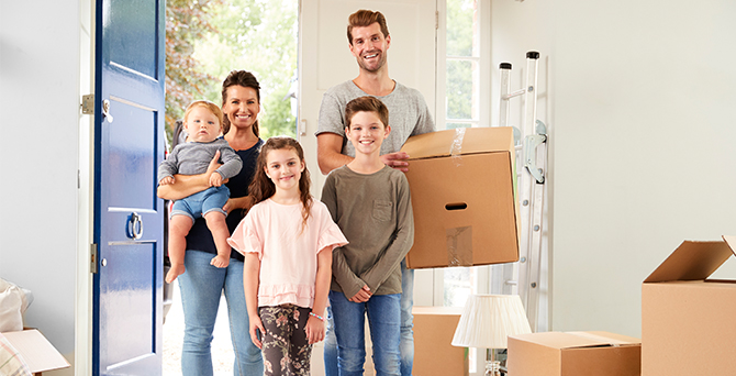 Financial Stability - Family & Mortgage - How We Can Help