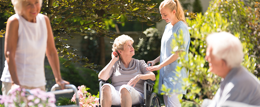 Financial Stability - Aged Care Part 2 - Types of Aged Care Available